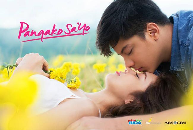 """""""Hẹn ước tình yêu"""" phim truyền hình Philippines nhiều hứa hẹn"""