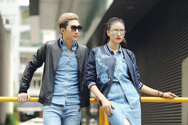 Lê Thị Phương cùng Nam Phong biến hóa đa phong cách thời trang