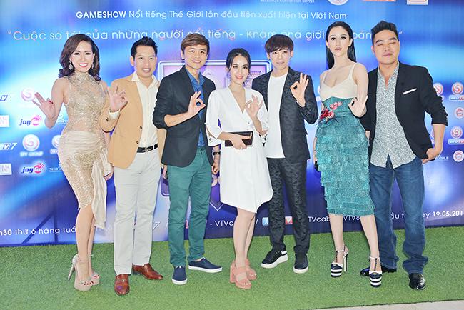 Dàn sao Việt đình đám khoe sắc tại sự kiện
