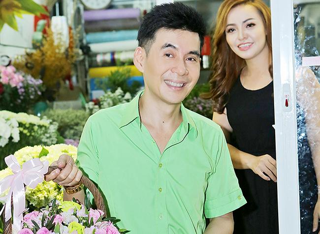 Ca sỹ Đoan Trường bật mí shop hoa được nhiều nghệ sỹ yêu thích