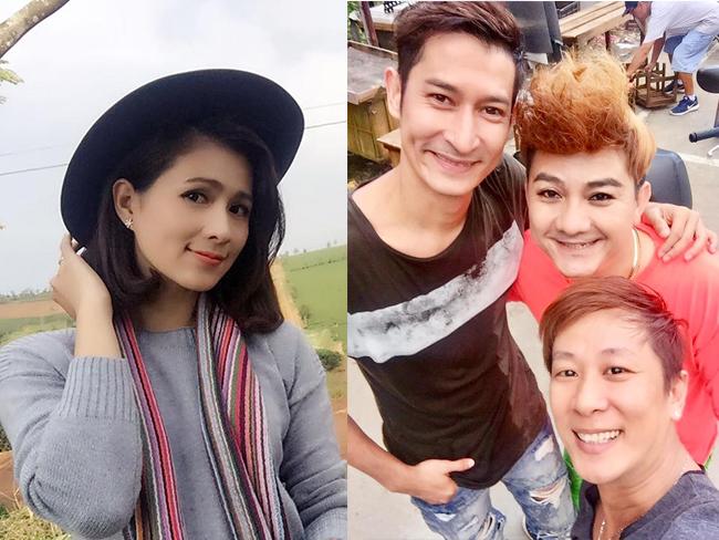 Ảnh đời thường qua Facebook của Sao Việt ngày 27/4
