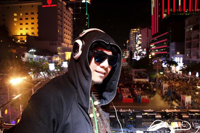 Wang Trần sẽ trở thành DJ đầu tiên tại Việt Nam thực hiện World Tour