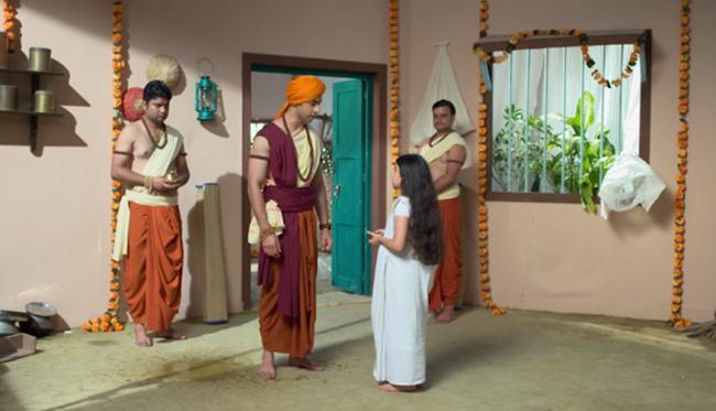Góa phụ nhí: Những quan điểm tưởng ngây ngô nhưng đầy triết lý của Gangaa