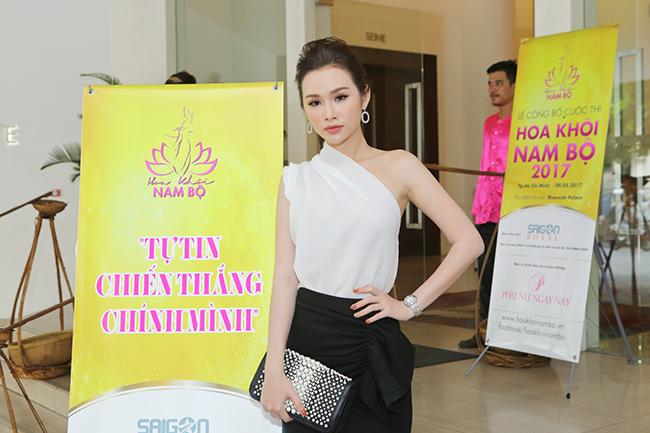 Người đẹp Thanh Trang tỏa sáng với nét đẹp dịu dàng tại sự kiện