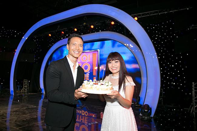 Phương Thanh xúc động vì Kim Lý nhớ ngày sinh nhật