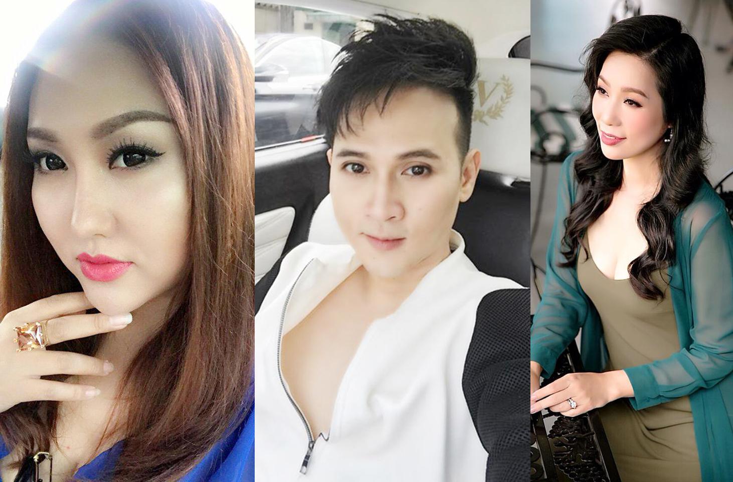 Ảnh đời thường qua Facebook của Sao Việt ngày 6/6