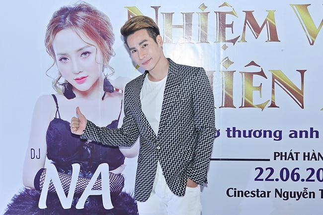 Vũ Hà công khai giới tính của ca sỹ Chu Bin trong buổi ra mắt phim ca nhạc
