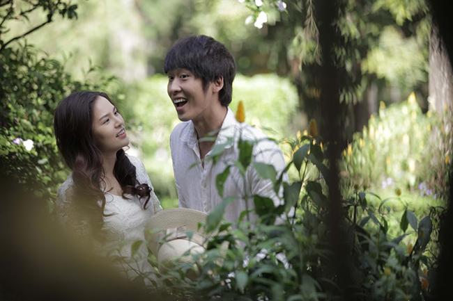 """Hot boy Tuấn Trần đóng cặp với hot girl Phi Huyền Trang trong """"Lời nguyền gia tộc"""""""
