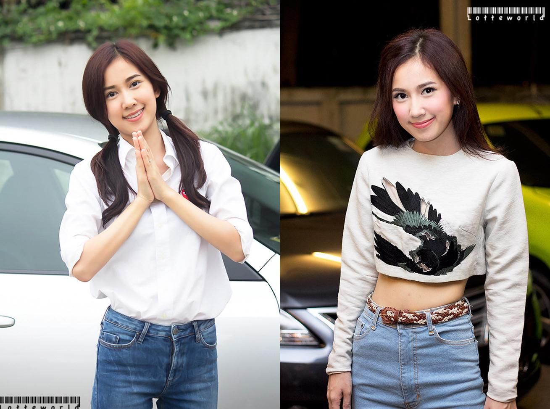 """Học cách """"ăn gian tuổi"""" của hot girl Thái"""