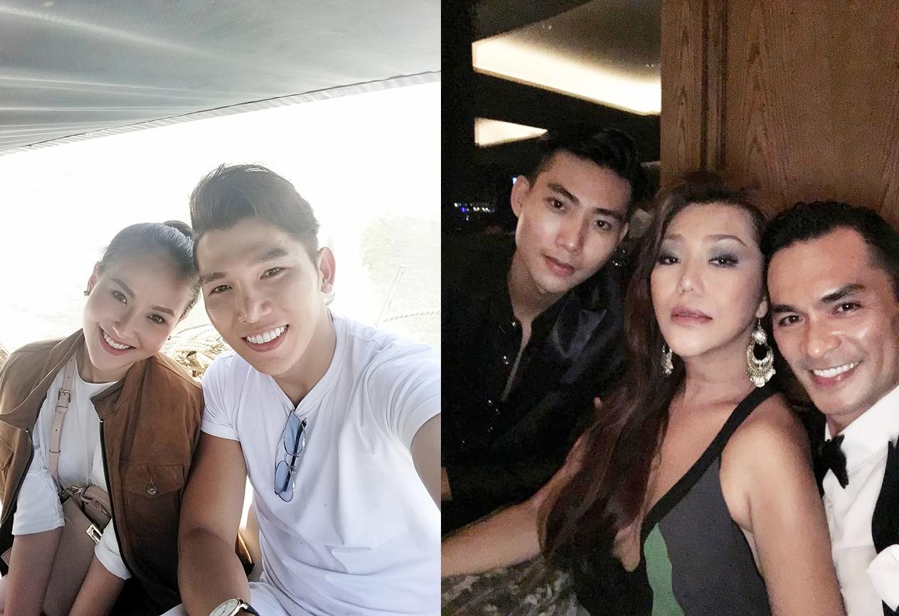 Ảnh đời thường qua Facebook của Sao Việt ngày 26/6