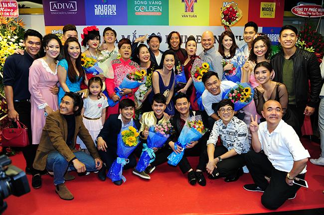 Sao Việt không tiếc lời khen phim Xóm Trọ 3D