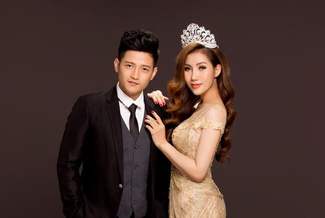 Á hậu Thanh Tuyền cùng ca sĩ Đỗ Minh Quân ra mắt Nha khoa BM Lọ Lem