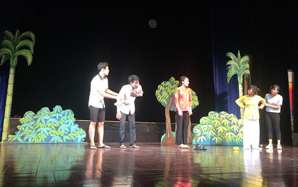 Sân Khấu Sao Minh Béo tiếp tục tuyển sinh