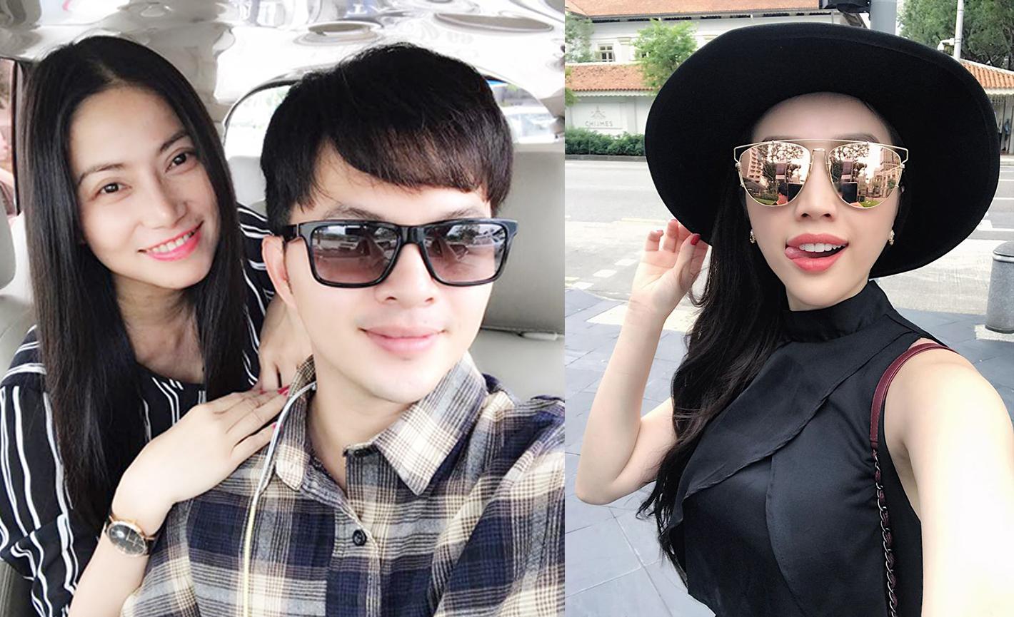 Ảnh đời thường qua Facebook của Sao Việt ngày 15/7