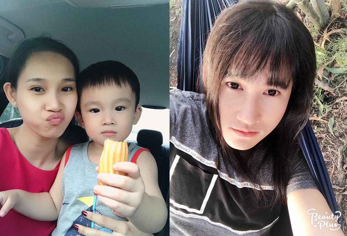 Ảnh đời thường qua Facebook của Sao Việt ngày 21/7