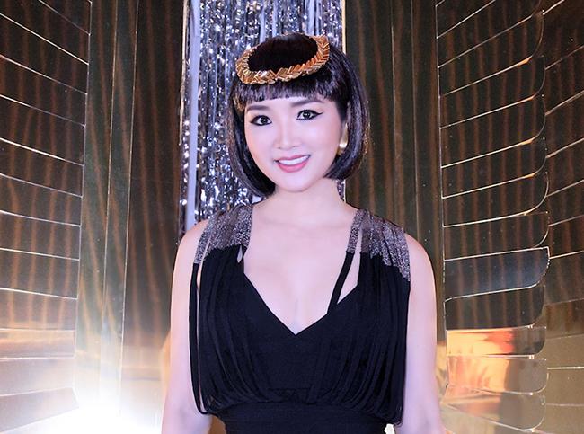 Giáng My được mời đến Nhật Bản làm Trưởng Ban giám khảo Ms Universe Business 2017