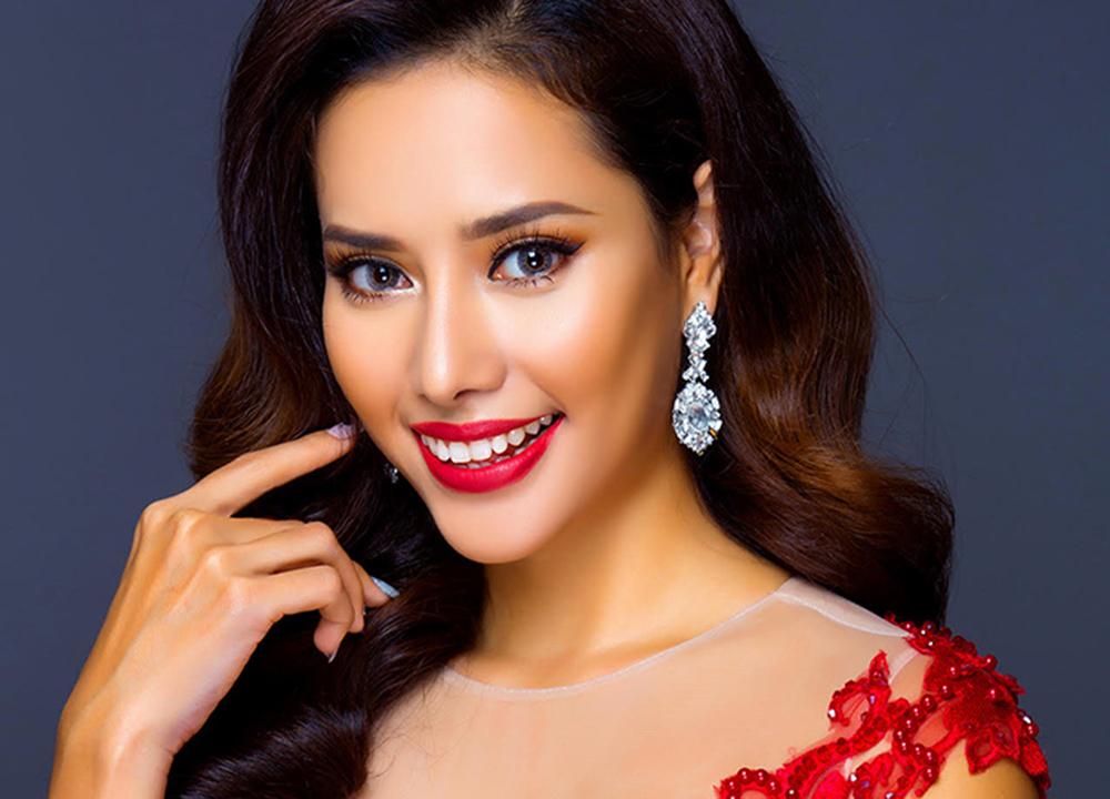 Vĩnh Trinh sẽ ghi dấu ấn tại cuộc thi nhan sắc Thái Lan