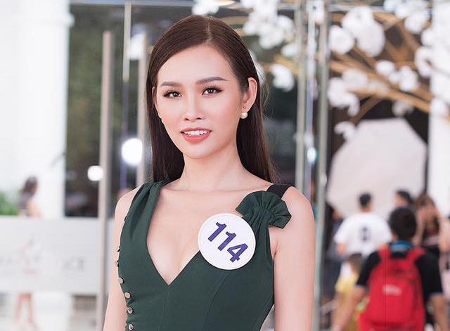 Người đẹp vòng 3 – Thanh Trang áp đảo dàn thí sinh HHHV vì quá nóng bỏng