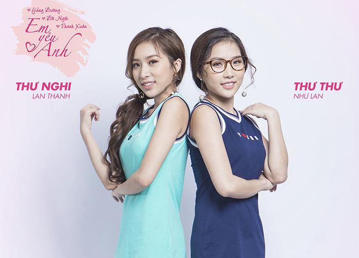 Lan Thanh – Như Lan: Hai chị em song sinh bỗng dưng khác nhau do 'phẫu thuật thẩm mỹ'