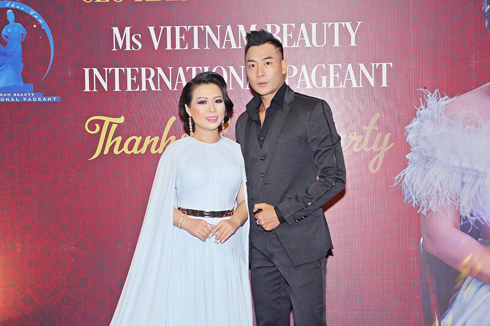 Phạm Thành khoe người yêu Hoa hậu Ceo Kristine Thảo Lâm trong sinh nhật muộn