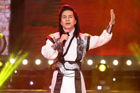 Dương Đình Trí gây bất ngờ với khán giả trong một Liên khúc Hồ Quảng