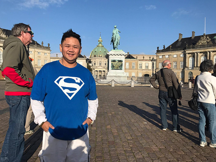Đất nước cổ kính Đan Mạch xinh đẹp qua ánh nhìn của Minh Béo