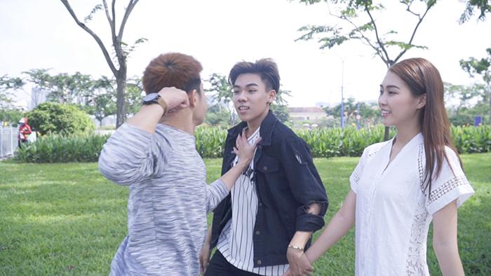 Hotboy Giảng Đường – Đồ Ngốc – Thanh Xuân – Em Yêu Anh đánh nhau vì hoa hậu Tường Linh
