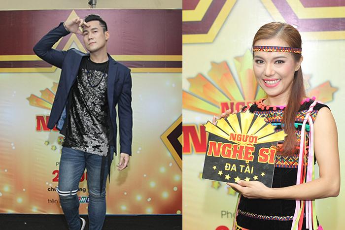 Lý Thanh Thảo, Khánh Phương lần đầu thi gameshow