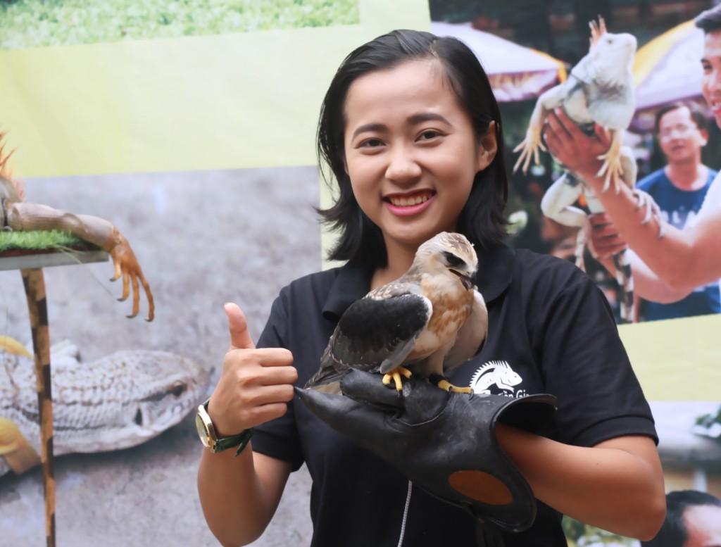 Tiền Giang Reptile - Đam Mê - Tình Yêu - Chia Sẻ