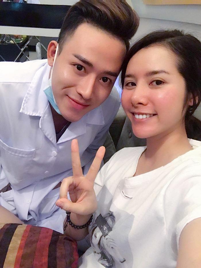 Người mẫu nội y Nguyễn Xuân Trường, KCBA SPA