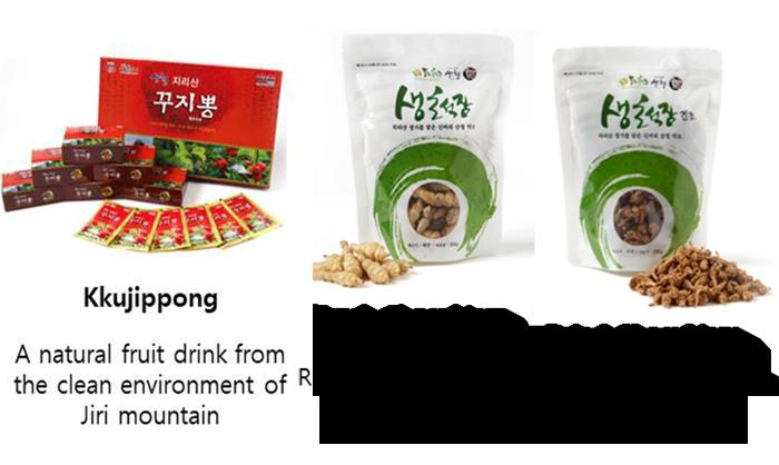 Sản phẩm tốt nhất cho hồi phục sau cơn bệnh đến từ Hàn Quốc
