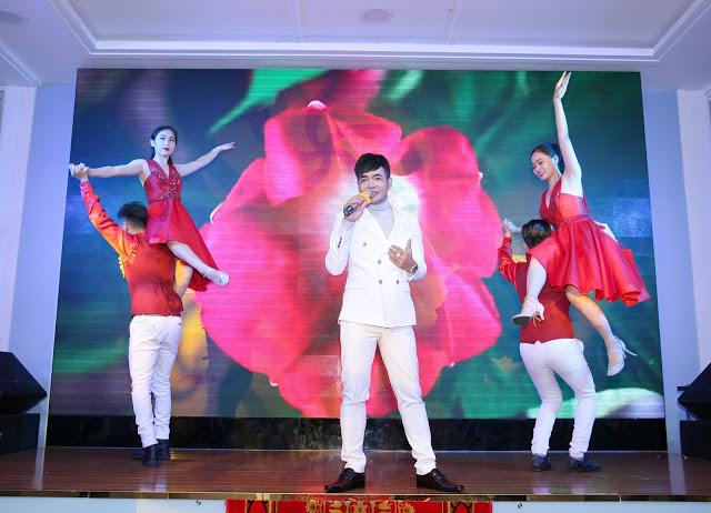 """Thái Huy chuẩn bị ra mắt liveshow """"Huy's show nhạc tình"""""""