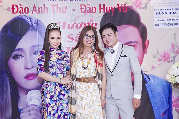 Đào Huy Vũ cùng Đào Anh Thư ra mắt dự án âm nhạc
