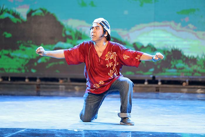 Nghệ sĩ Bạch Long mang chuyện thất tình lên sân khấu