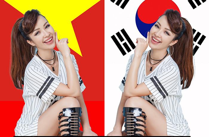 DJ Aria biểu diễn cho Lễ Hội Văn Hoá Thế Giới _ Lễ Hội Nhạc Điện Tử EDM Việt- Hàn