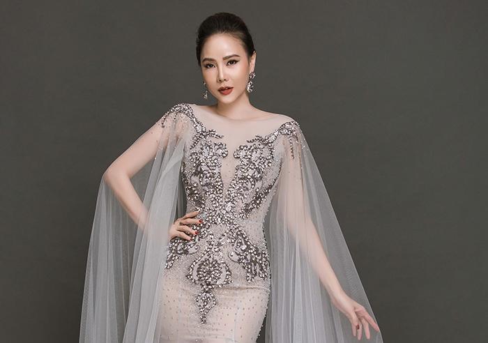 Dương Yến Ngọc bất ngờ đại diện Việt Nam thi Hoa hậu quý bà Hòa Bình thế giới 2017