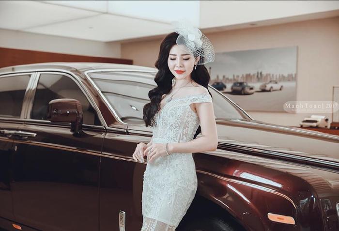 Chiêm ngưỡng bộ ảnh mang đậm phong cách cổ điển của người đẹp Diễm Nguyễn