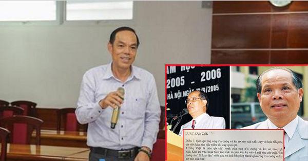Phó Giám đốc Sở GDĐT TP.HCM Phạm Ngọc Thanh bất ngờ đề nghị triển khai cải tiến 'Tiếnq Việt' vào chương trình ĐH