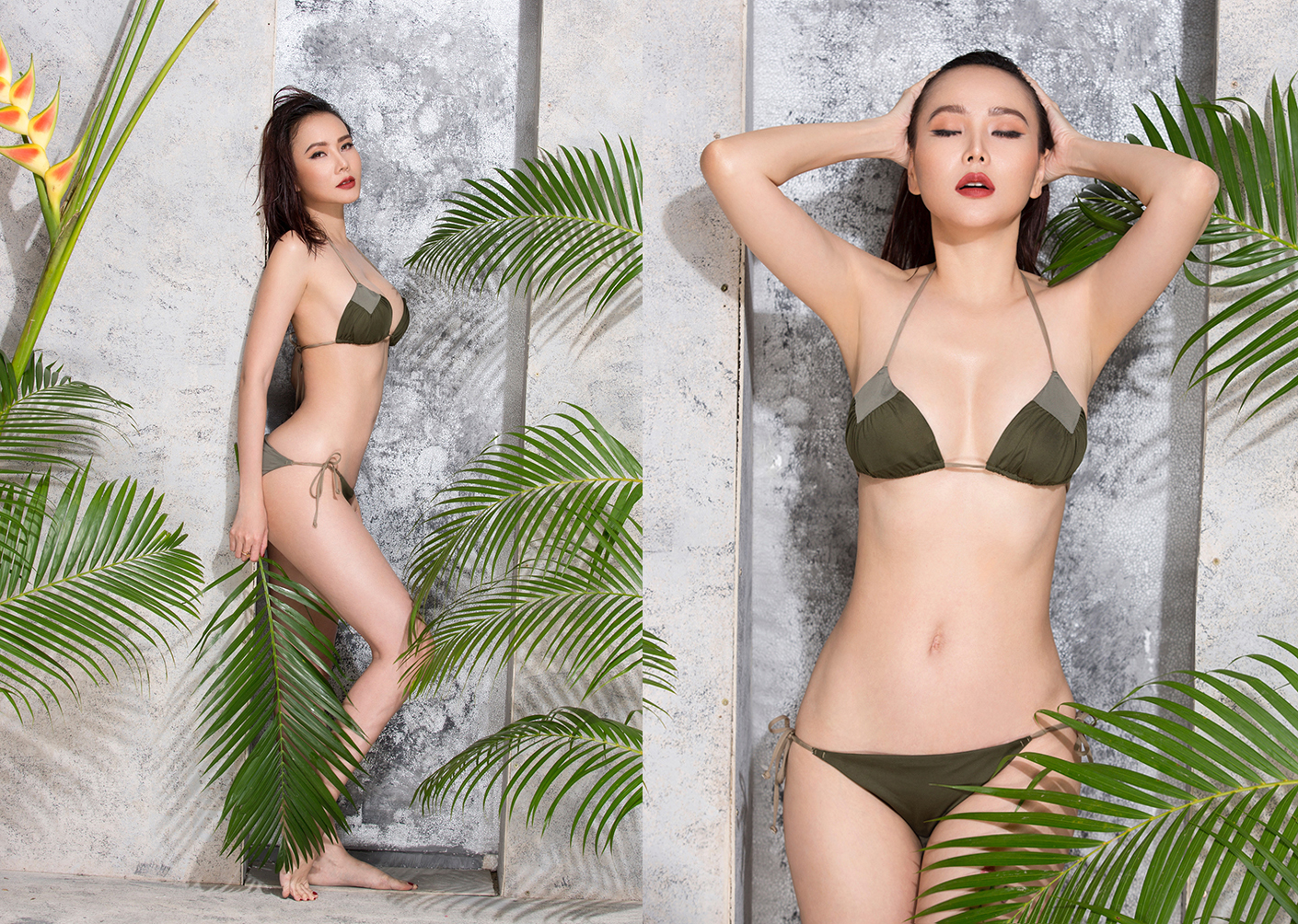 Body nóng bỏng, Dương Yến Ngọc hào hứng tại cuộc thi Hoa hậu Quý bà Hòa Bình Thế Giới