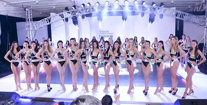 50 người đẹp thế giới hội tụ tại Hoa hậu Đại sứ Du lịch Thế giới 2017