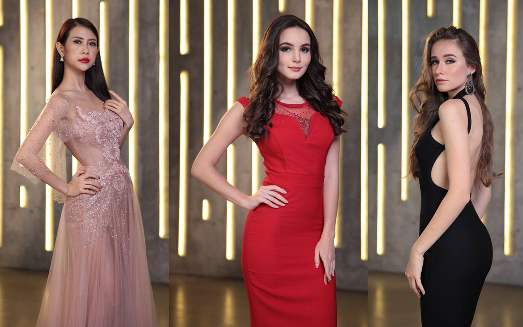 15 thí sinh nổi bật của Hoa hậu Đại sứ Du lịch Thế giới 2017