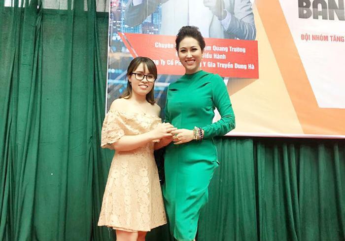 Câu chuyện về bà chủ nhỏ lập nghiệp với số vốn 5 triệu với mỹ phẩm Phi Thanh Vân