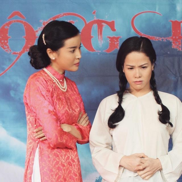 Cao Thái Hà dùng thủ đoạn, phá thai Nhật Kim Anh trong phim mới