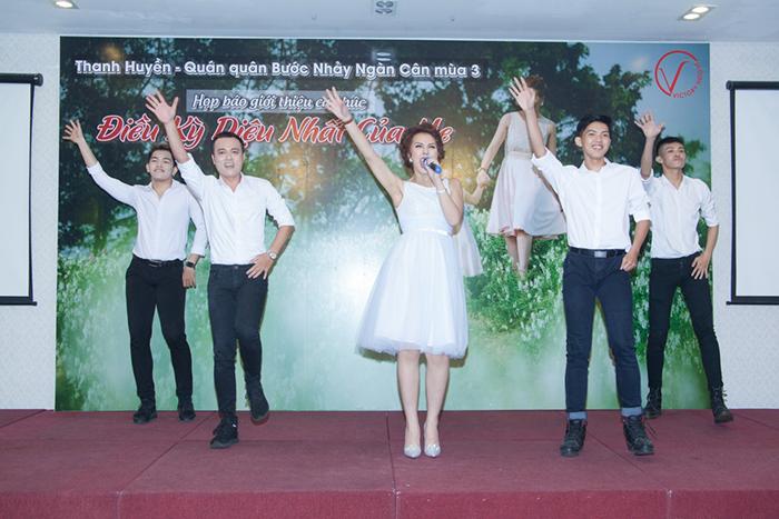Sau đăng quang, Thanh Huyền tung ca khúc mới