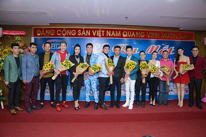 Ngập trời Sao Việt tham dự ra mắt công ty truyền thông Hoàng Duy