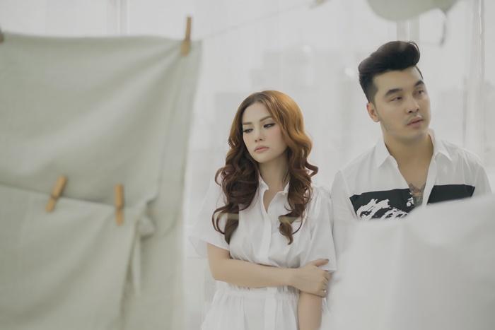Bất ngờ Ưng Hoàng Phúc cùng Thu Thủy ra mắt single mới