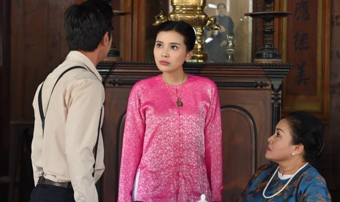 """Cao Thái Hà tái xuất màn ảnh nhỏ sau khi công khai chuyện """"dao kéo"""""""