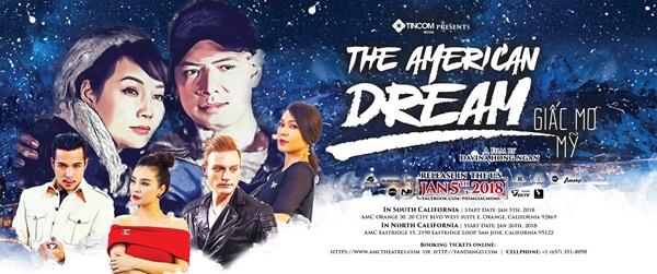 """""""Giấc mơ Mỹ"""" được công chiếu rộng rãi tại Mỹ và Cannada"""