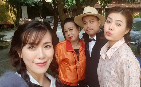 Diễn viên Nguyễn Love ngất ngay trên trường quay phim Hài tết 2018