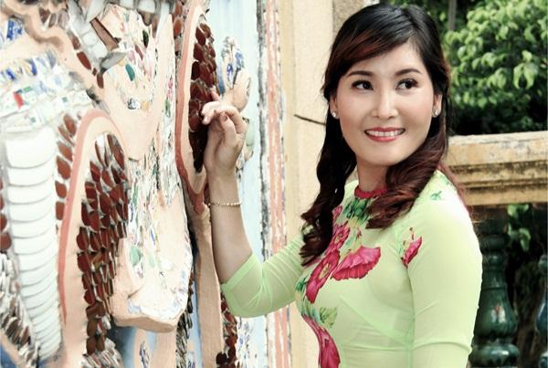 Một thoáng Gia Định xưa trong bộ ảnh của thí sinh Hoa hậu U30 Việt Nam 2018
